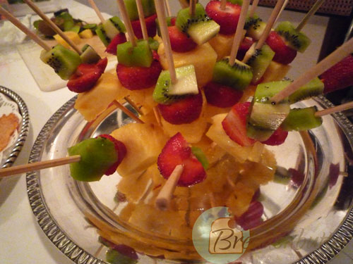Fruit-sticks